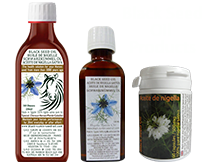 Black Seed Oil Products